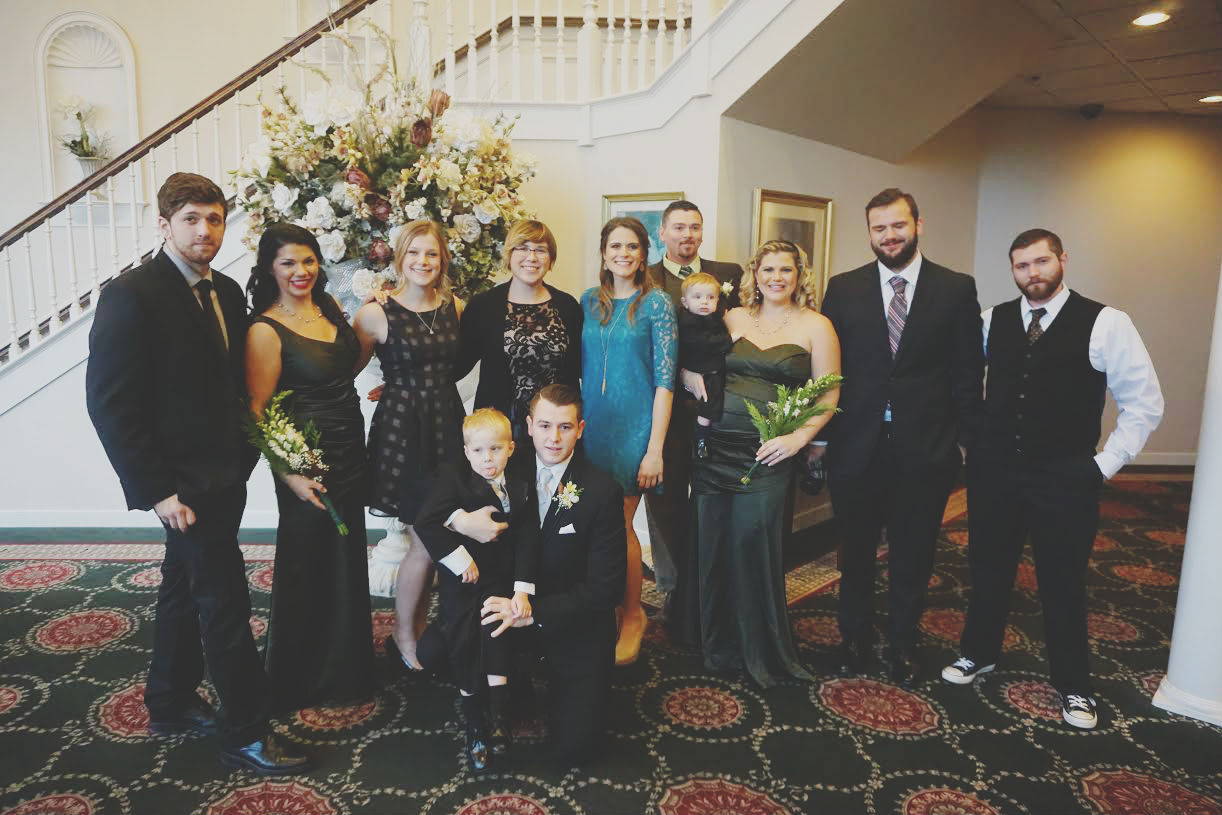 wedding near Philadelphia, Pennsylvania