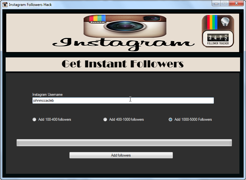 how to get instagram followers free without following