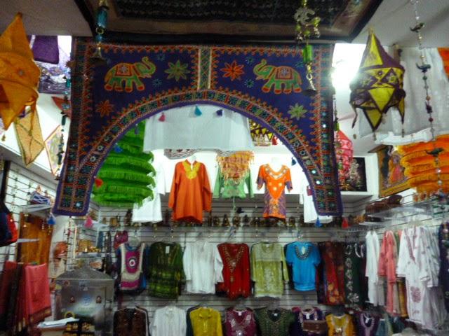 Ropa y artesania de la india ropa de la india bolsas - Lamparas de la india ...