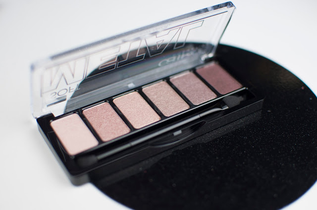 Catrice Eyeshadow Palette - Sand Nudes, Denim Greys & Soft Metal
