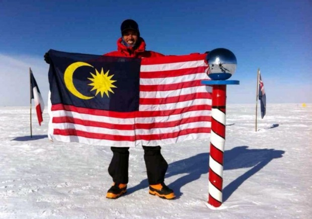 I Almost Gave Up Due To Extreme Cold Weather, Says Shahrom