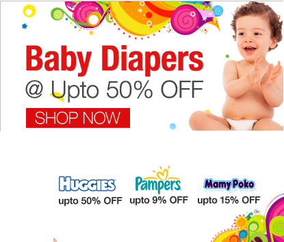Firstcry baby diapers coupons