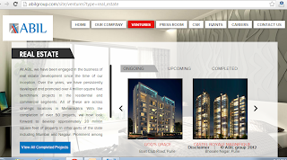 Abil Group's website