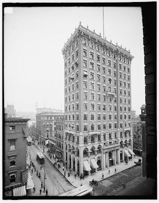 Union Trust Company Bank Building in 1906