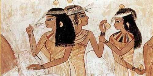 historia maquillaje egipto