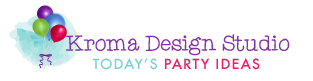 Kroma Design Studio | Custom Party Stationary and Ideas for the Hostess