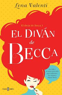 Reseña El diván de Becca by Lena Valenti