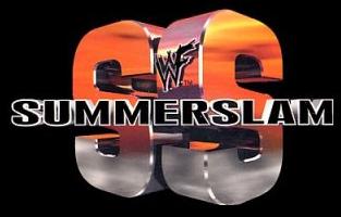 Poster oficial del antiguo summerslam edición 1998