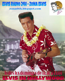 ELVIS IN HOLLYWOOD - DOMINGOS DE 11:30 a 13:00