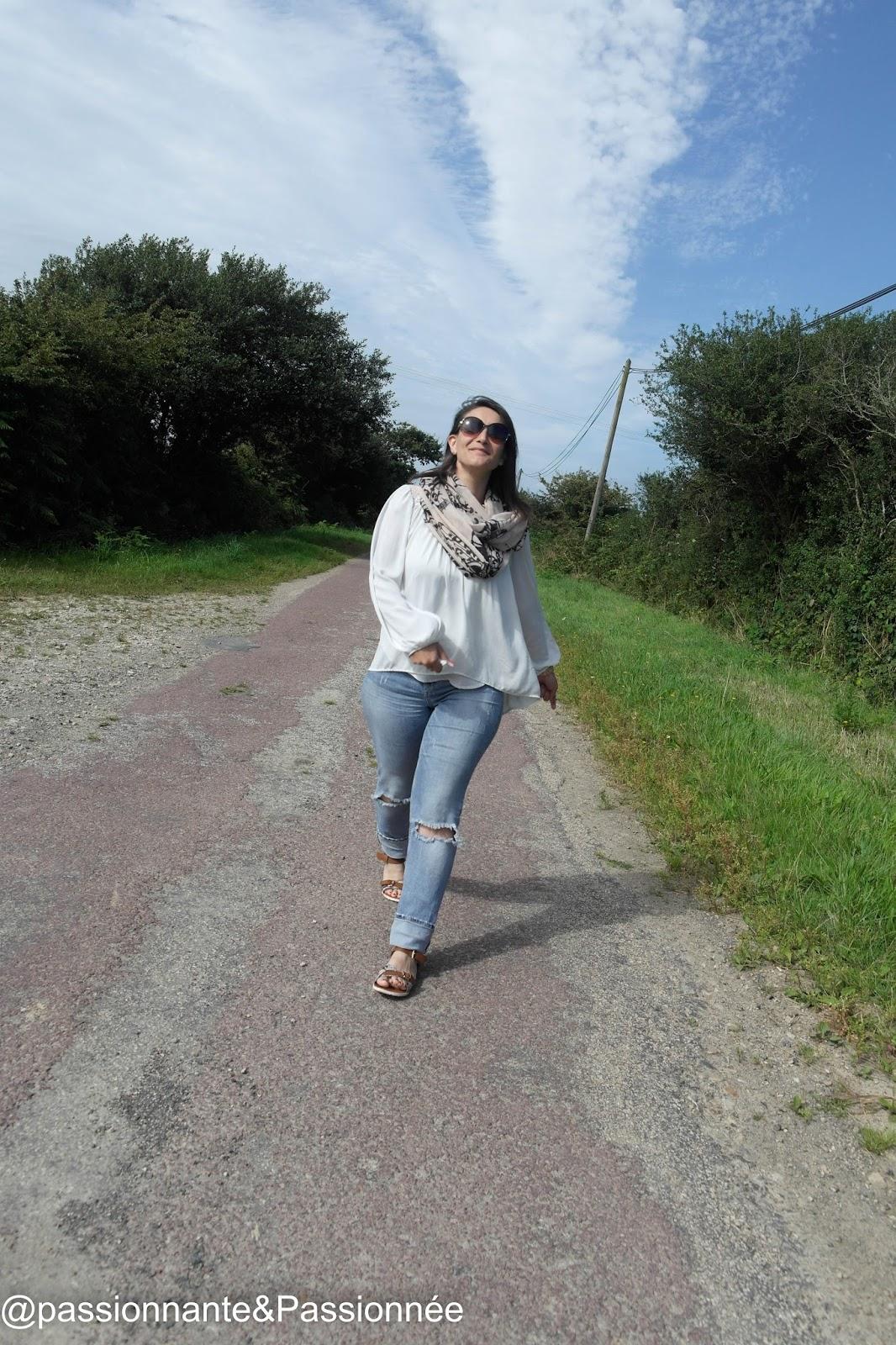 Mes vacances en Normandie