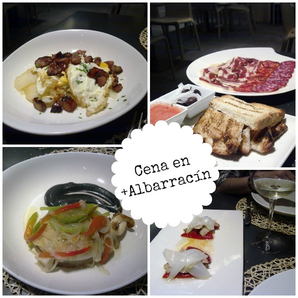 restaurante mas albarracin zaragoza