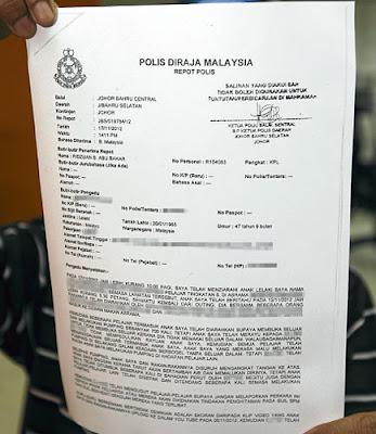 laporan polis
