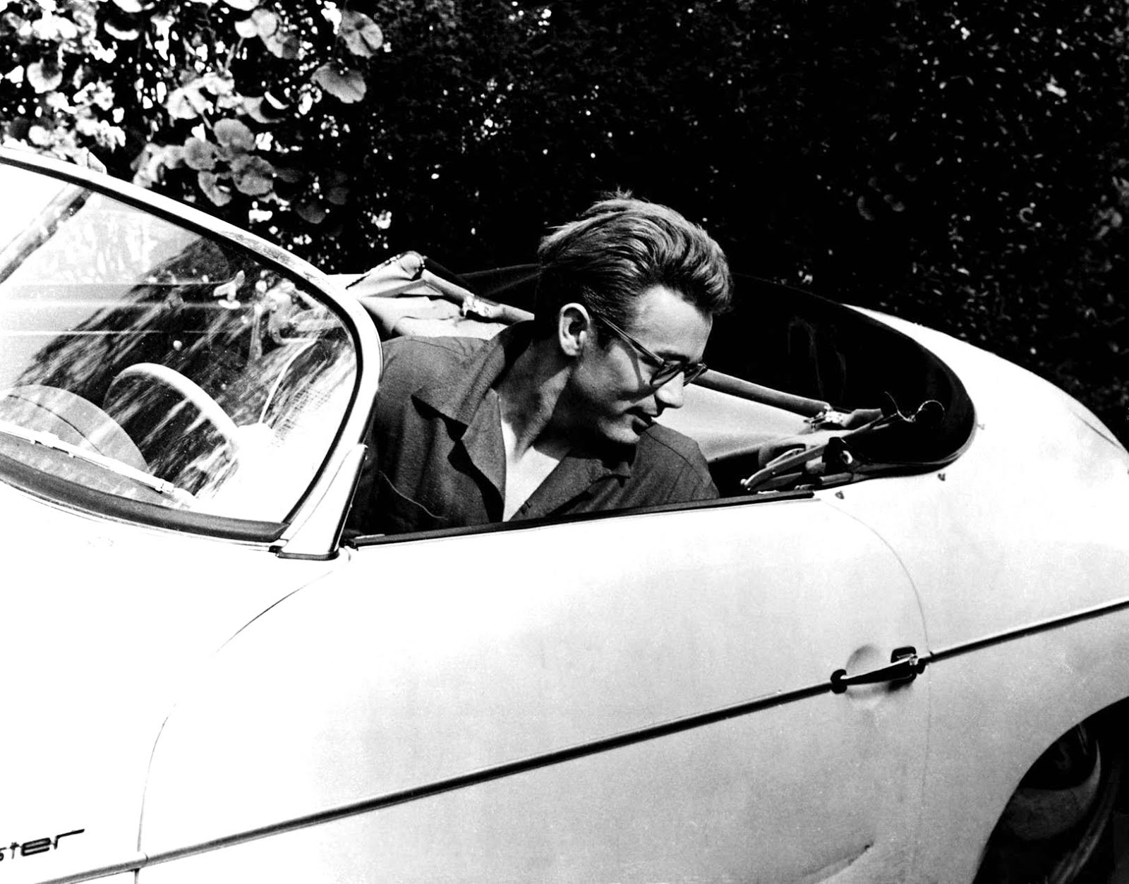 Jake S Car World James Dean Porsche 356 Super Speedster