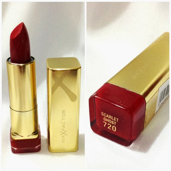 MAX FACTOR COLOUR ELIXIR Scarlet Ghost (720)