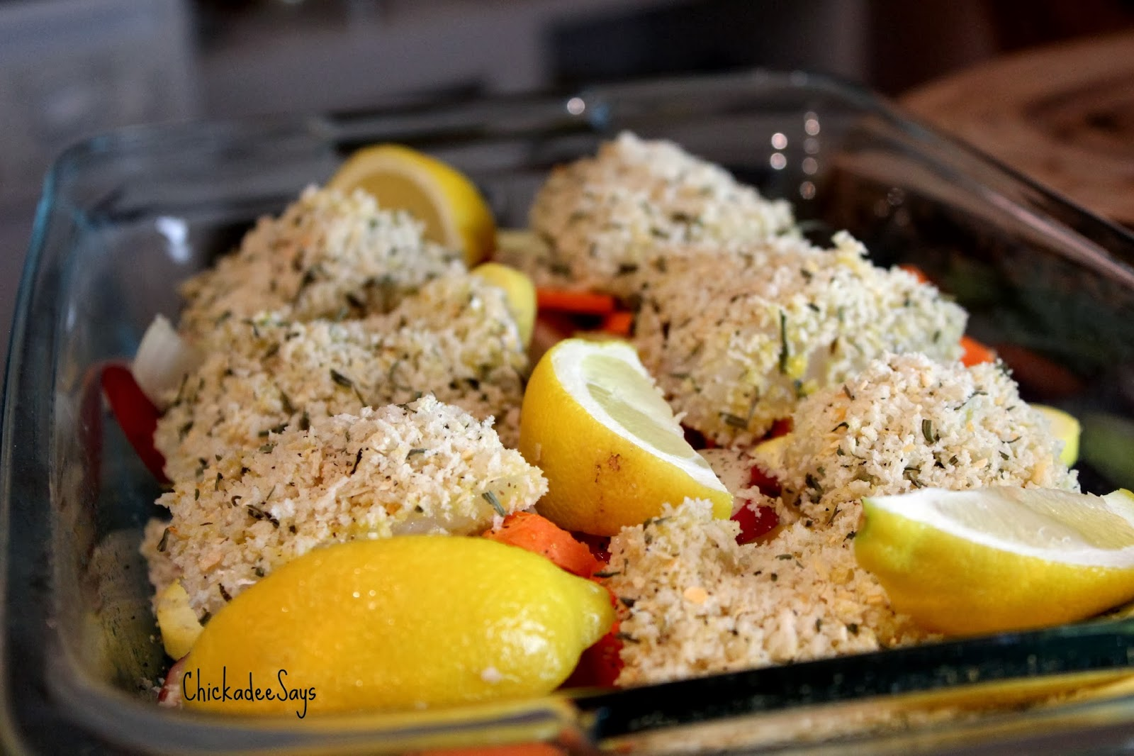 Baked cod fish recipes food network for Bake cod fish