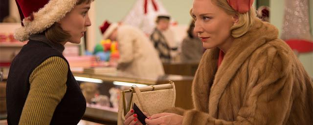 """""""Carol"""" (2015), reż. Todd Haynes. Recenzja filmu."""