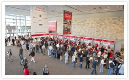 photo of Oracle OpenWorld in MeetGreen blog
