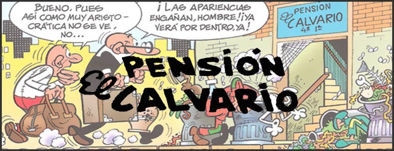 Pensión el Calvario