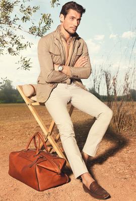 Massimo Dutti hombre primavera 2013 blazer