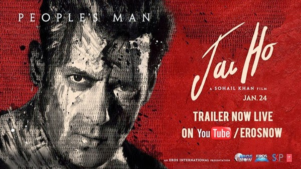 Jai ho songs lyrics