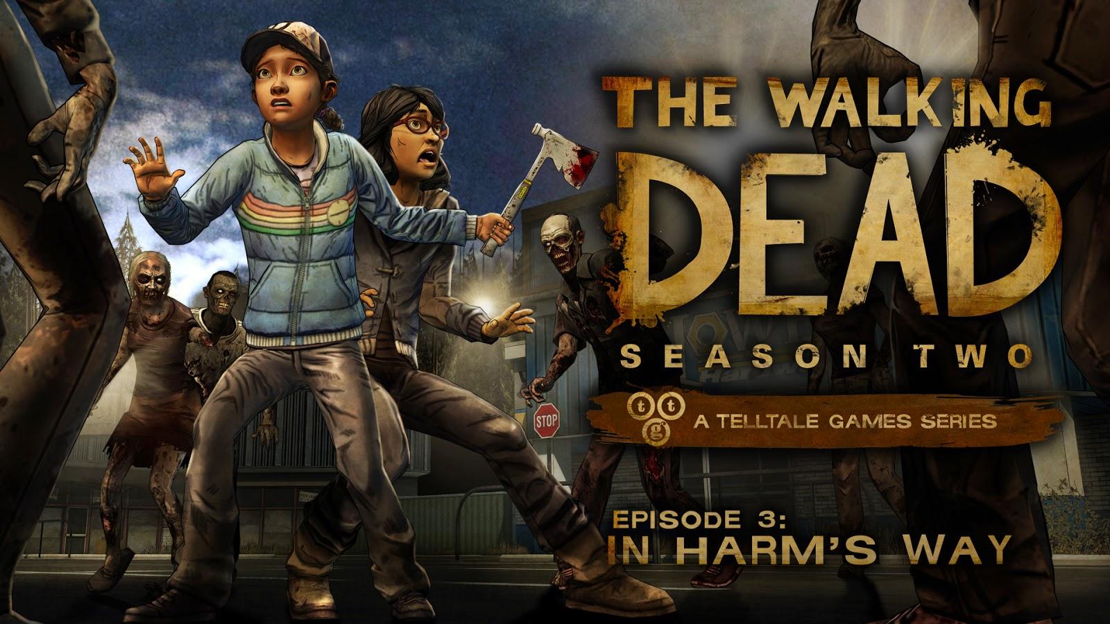 The Walking Dead Game - episode 1 walkthrough no ...