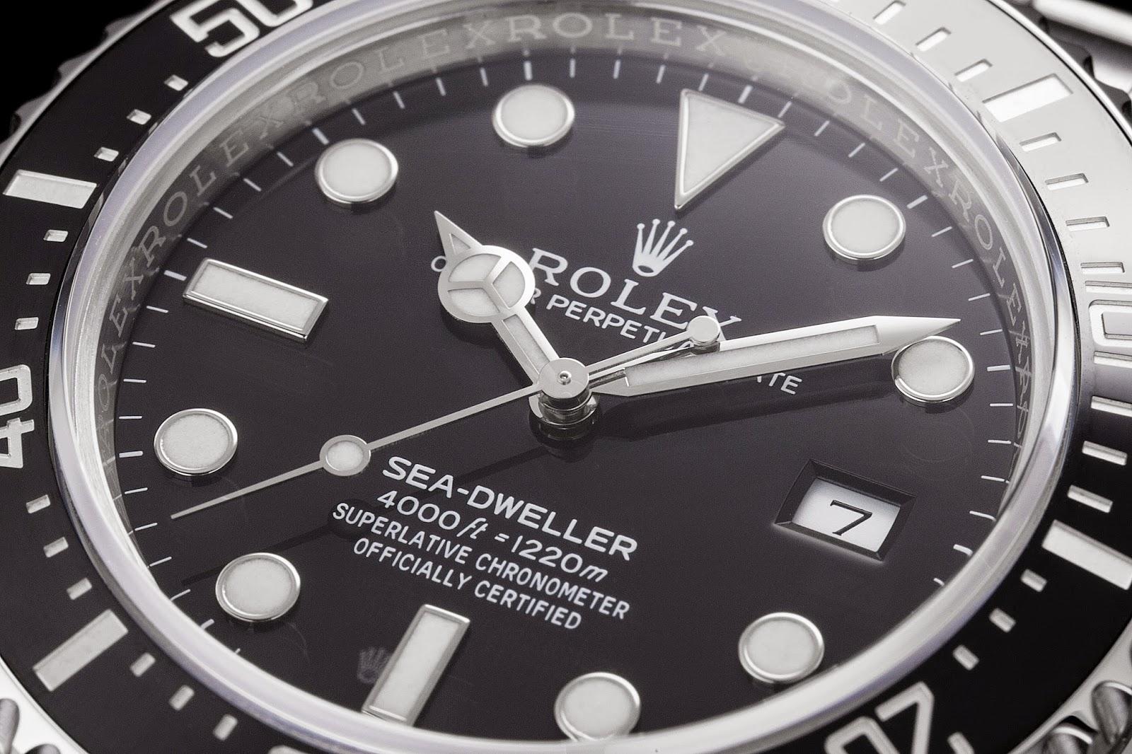 Rolex Sea-Dweller 4000 watch replica