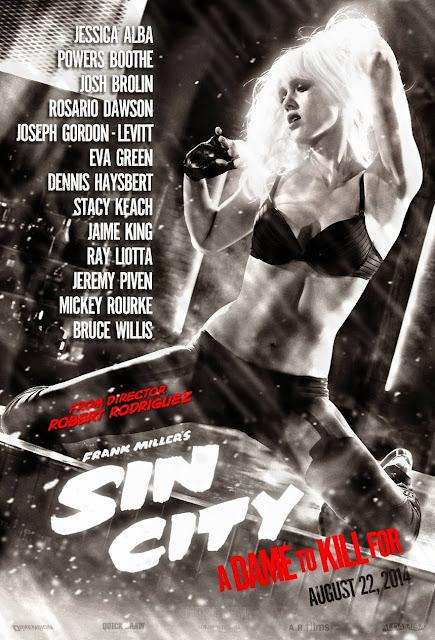 Thành Phố Tội Ác 2 - Sin City: A Dame To... (2014)