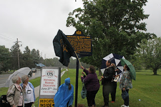 Miracles_on_Maple_Hill_marker_unveiling