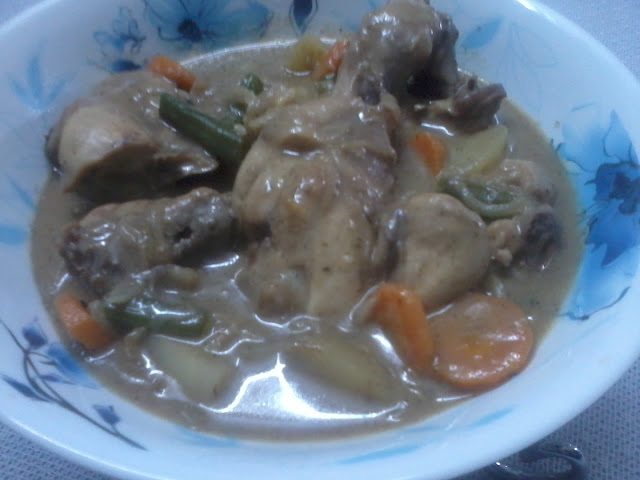 Chicken Stew-OnPlate