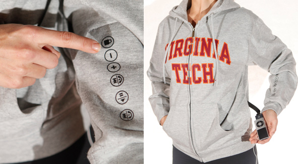 15 Cool Hoodies and Unusual Hoodie Designs - Part 3.