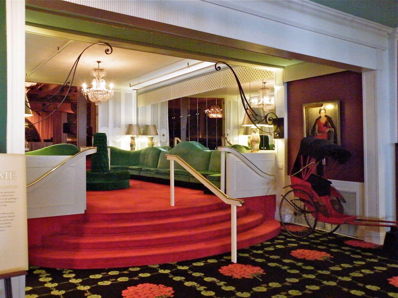 Grand Hotel Mackinac Island Pictures Original Interior