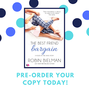 Coming Soon from Robin Bielman & Entangled Lovestruck