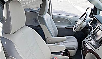 2017 Toyota Sienna Concept Design
