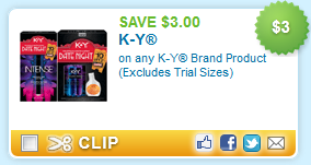 Free K-Y Jelly and Money-Maker