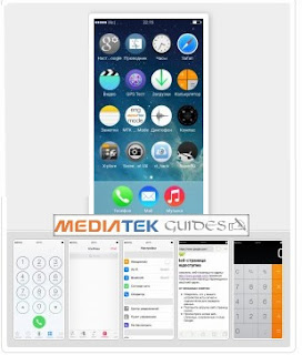 IOS 7 Single Sim ROM For All MT6572 Devices