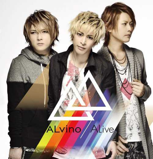 [Album] ALvino – ALive (2015.04.15/MP3/RAR)