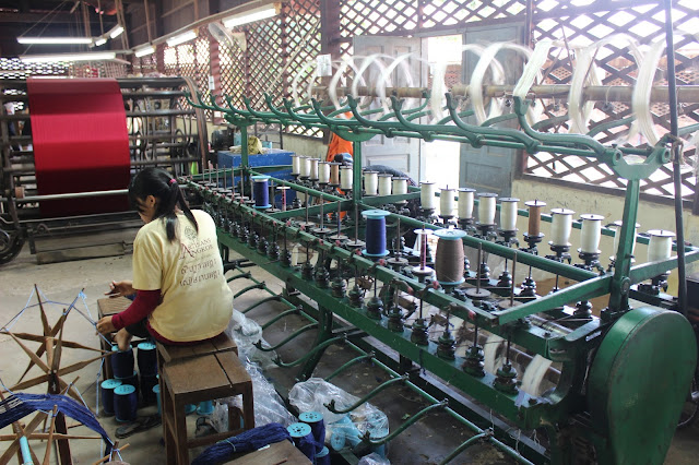 Angkor Silk Farm