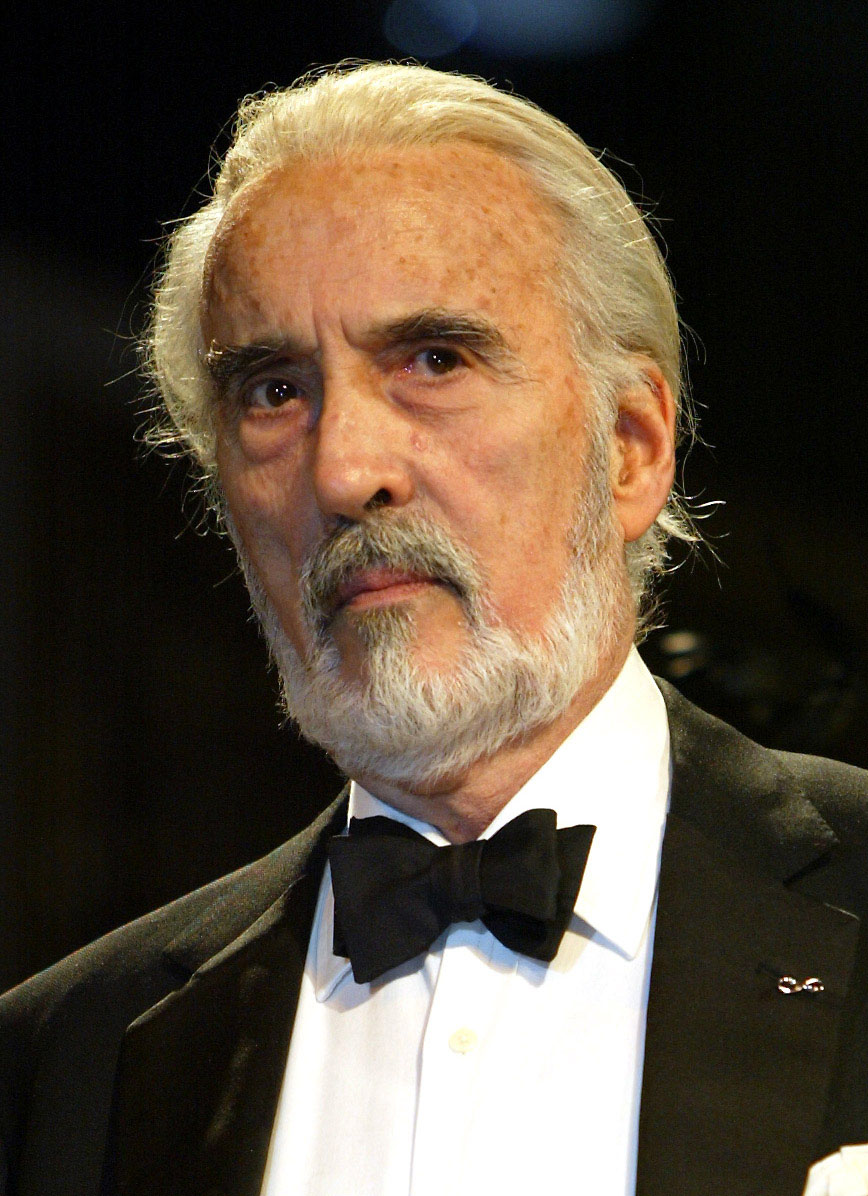 Christoper Lee, The Lord of the Rings: The Fellowship of the Rings