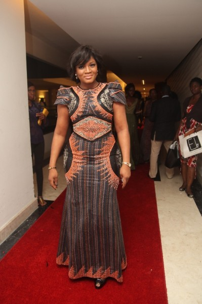 Omotola best dressed