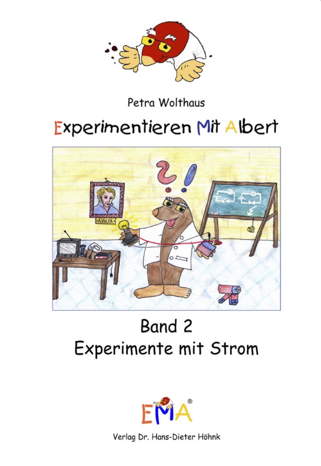Naturwissenschaft für Kinder: Experimentierbuch über Strom, Schalter ...