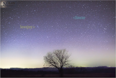 R1 Lovejoy and X1 Linear