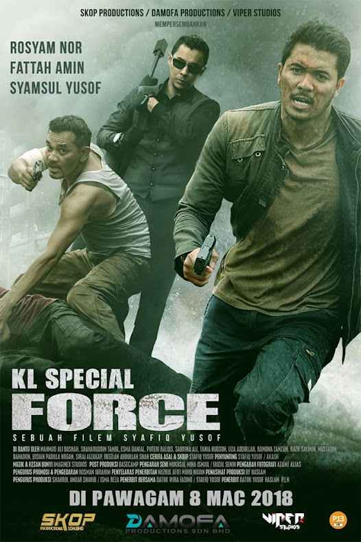 8 MAC  2018 - KL SPECIAL FORCE (MALAY)