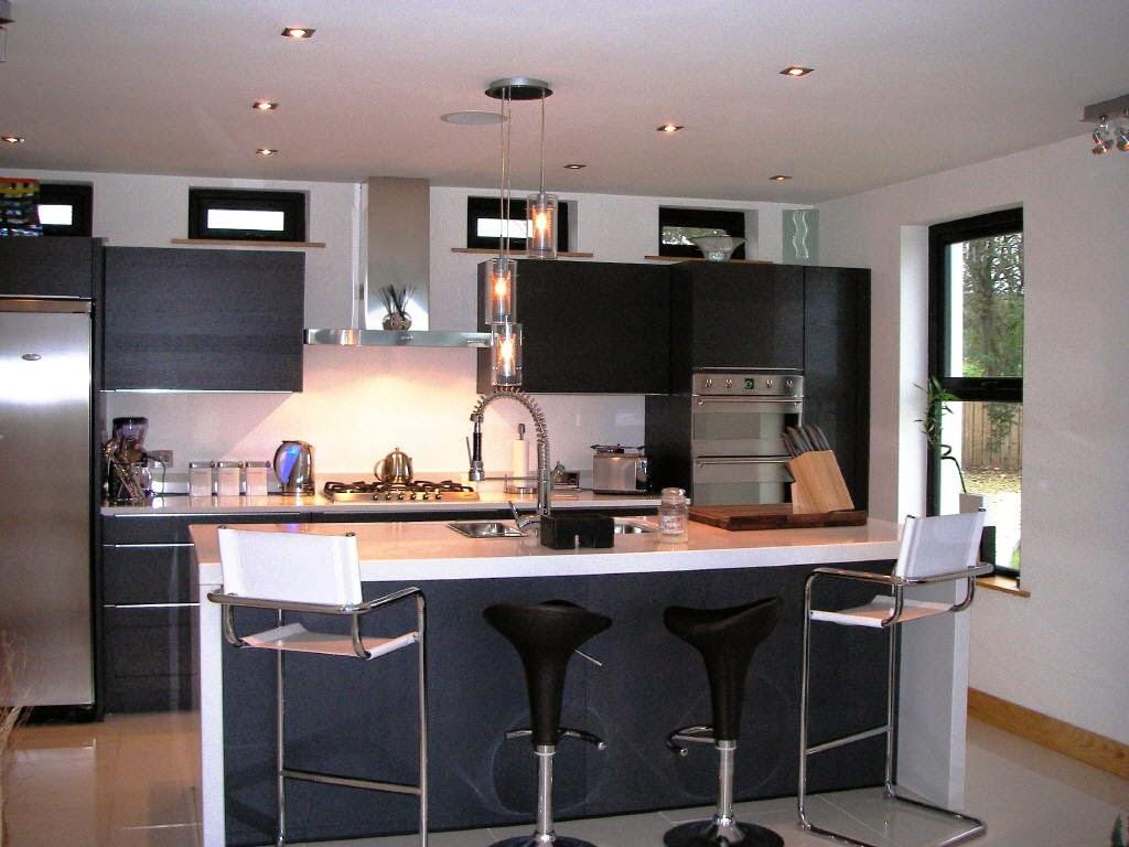 Cozinha Americana Planejada Apartamento A Venda Com Cozinha