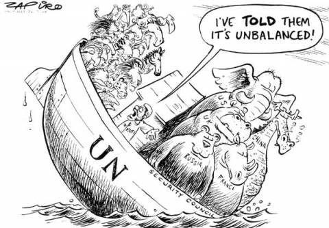 the united nations needs reforms If you think it does need reforms, then what needs to be changed if you think it is fine as it is, why.