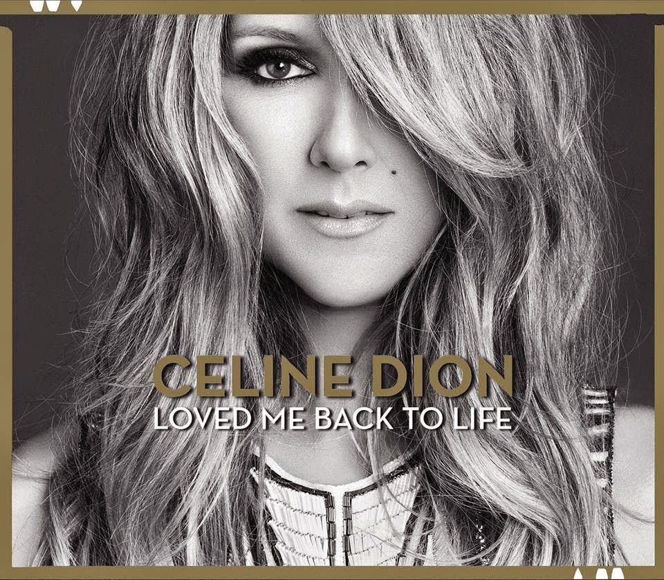 celine dion 2013 loved me back to life deluxe edition 1 japanese bonus track 1 vinyl track. Black Bedroom Furniture Sets. Home Design Ideas