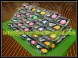 Doorgift (2pcs in sushi tray)
