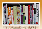 I need someone to watch over me! Cookbook Sundays at Couscous & Consciousness is just the thing