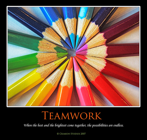 Good Teamwork Quotes. QuotesGram