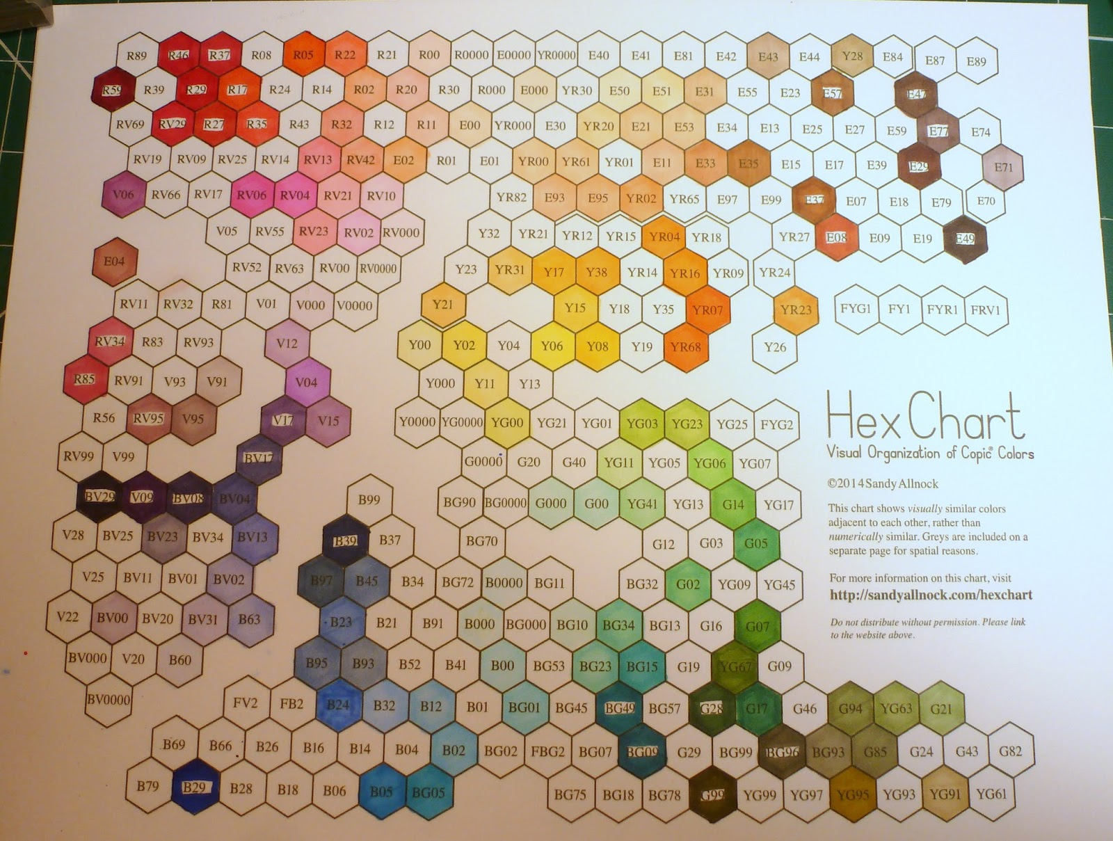 Copic ciao hex chart copics how i m figuring out where the heck copic ciao hex chart krikey kreations ciao sandy allnock s hex chart nvjuhfo Gallery