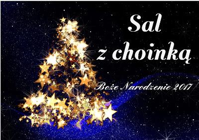SAL z choinką na Boże Narodzenie 2017 r.